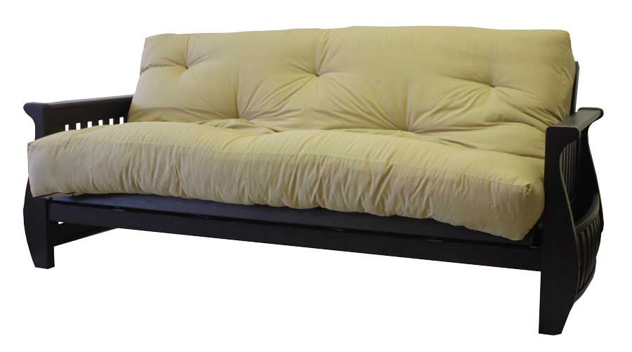 "10"" Solid Blown Futon Mattress"
