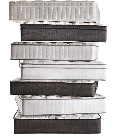 Mattress Stack by Worldwide Mattress Outlet