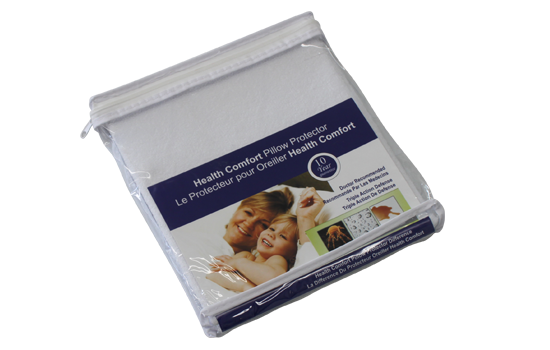 CH Pillow Protector Head On by worldwide mattress outlet