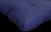 FF Double Blown Foam Blue Close Up by worldwide mattress outlet