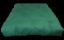 FF Double Blown Foam Green Head On by worldwide mattress outlet