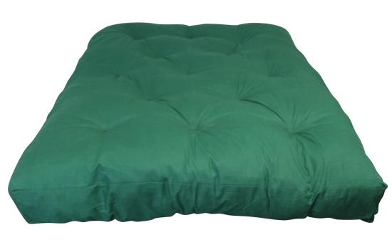 ... FF Double Blown Foam Green Left Side By Worldwide Mattress Outlet ...