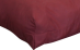 FF Double Blown Foam Red Close Up by worldwide mattress outlet