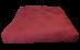 FF Double Blown Foam Red Head On by worldwide mattress outlet