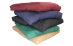 FF Stack of Futons Assorted Colours by worldwide mattress outlet