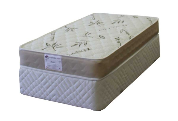 LC-Coil-Bamboo5-Crib-#left-side-by-Worldwide-Mattress-Outlet