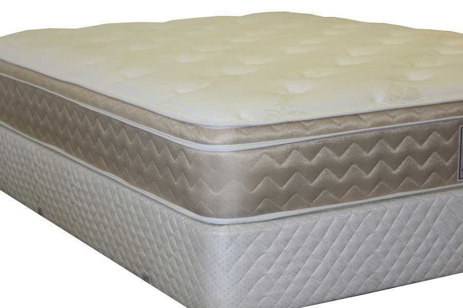 Hotel series gel comfort cool rest for Comfort inn mattress brand