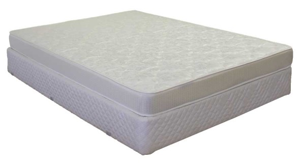 SI-Snow-White-Quilted-Foam-#right-side-by-Worldwide-Mattress-Outlet