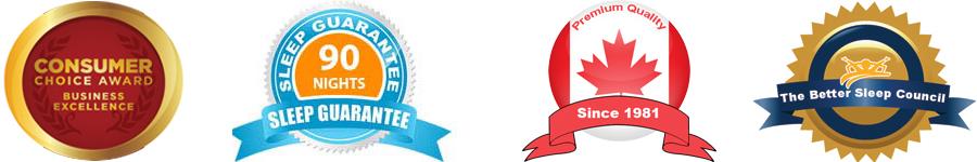 Badges-Mattress-Awards