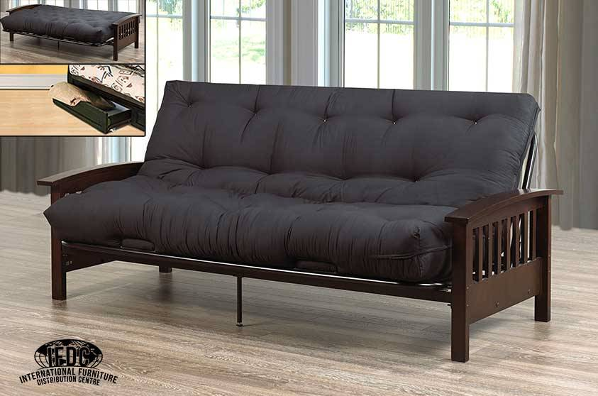 set size multi somette product frame mattress and full home flex garden futon hardwood