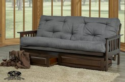 Basic Solid Wood Futon Frame