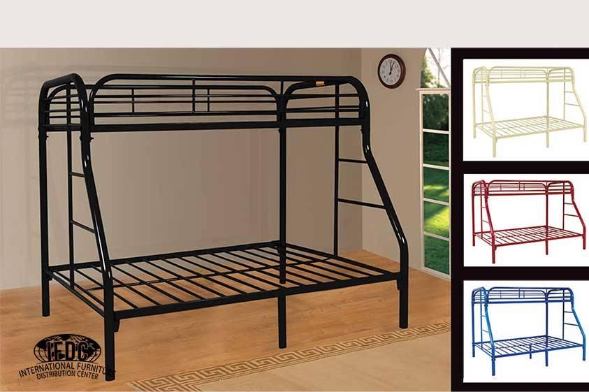 if 501 twin full bunk bed. Black Bedroom Furniture Sets. Home Design Ideas