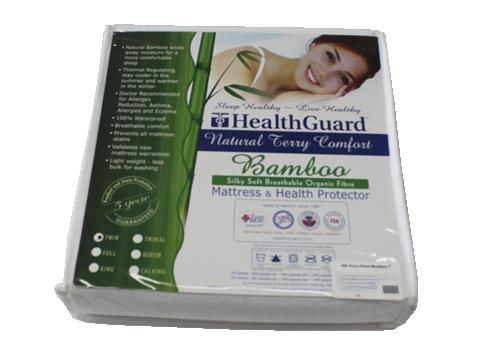 HG Bamboo Mattress Protector by Worldwide Mattress Outlet