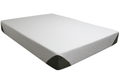 Home 10in Gel Memory Foam Left Side by worldwide mattress outlet