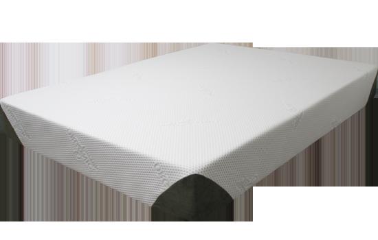 Home 10in Gel Memory Foam Left Side by worldwide mattress outlet